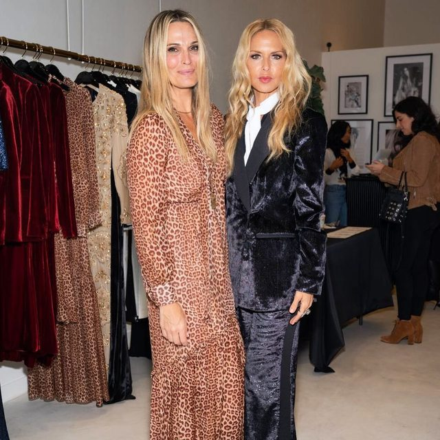 Our favorite duo @rachelzoe and @mollybsims at our @palisadesvillage store | come visit and shop their looks!