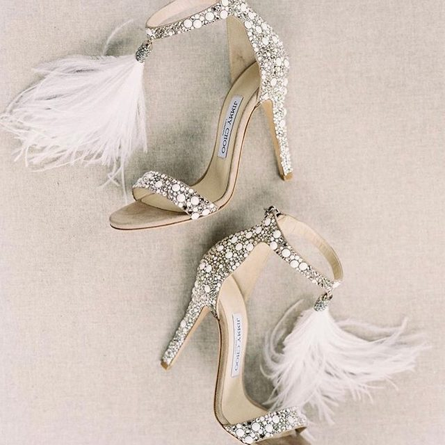 c2fe2472c966 Say #IDOINCHOO and make your shoes the talking point of your big day with  the