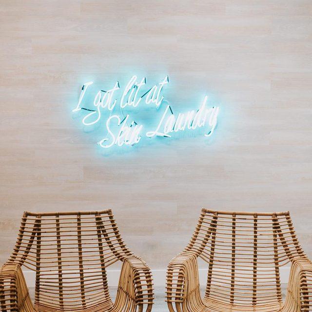 Sit back, relax #missionviejo #california #skincare