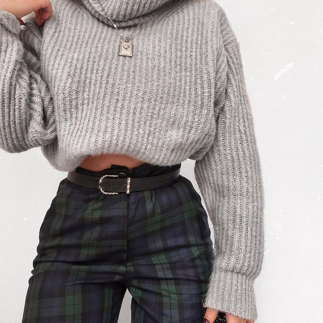 Knit's cold outside ❄️❄️❄️ @fashioninflux • 🔍 TZZ96911 / DZZ04507. #BOOHOObabes