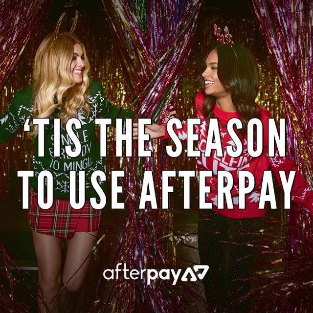 CALLING ALL US BABES 🇺🇸🇺🇸🇺🇸 Buy now and pay later using @afterpayusa • Visit our bio link to get shoppin' ♥️ #afterpay