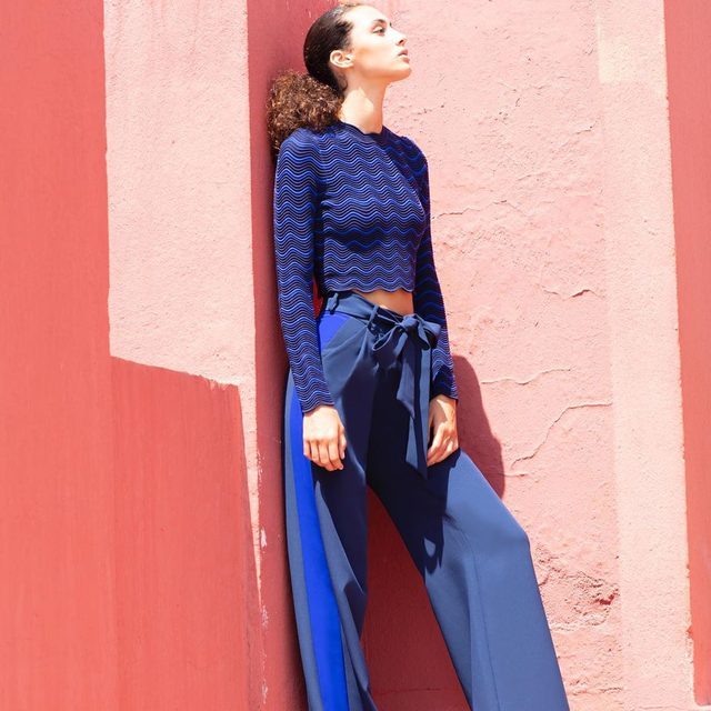 Beauty in blue #blue #millymoment #chromatic